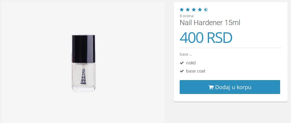 nail hardener nsp