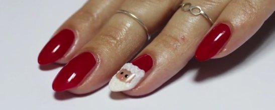 nokti-novogodisnji