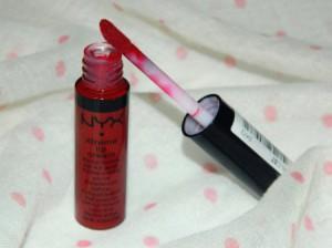 nyx crveni ruz za usne