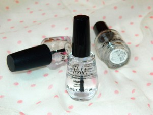 top coat poshe