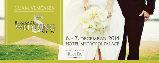 belgrade wedding show sajam vencanja