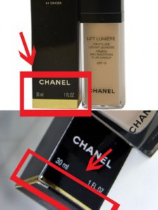 lift lumiere tecni puder chanel