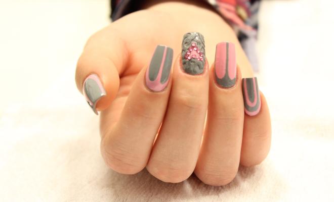 srce nail art