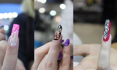 nail art trendovi za 2015. godinu