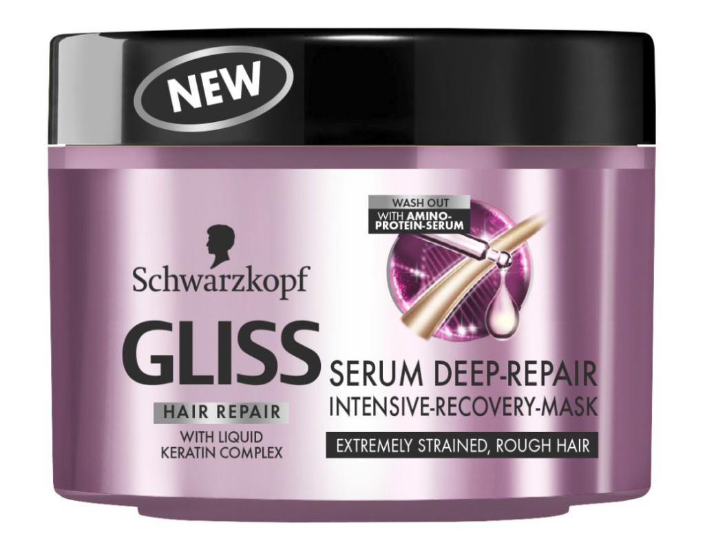 gliss repair tretman