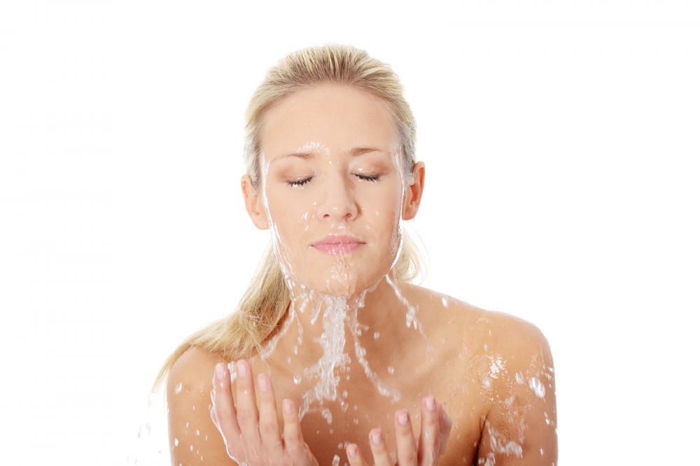 umivanje lica