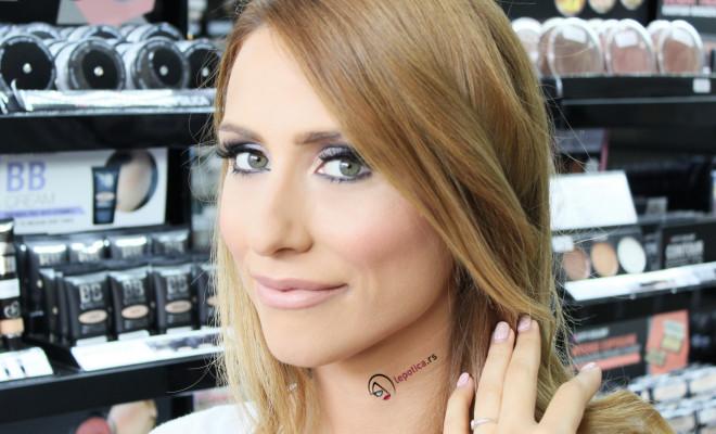 vecernji makeup