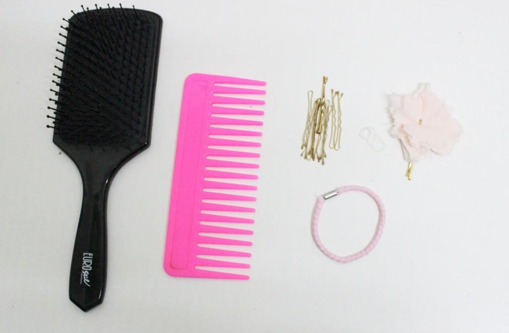 pravljenje frizure