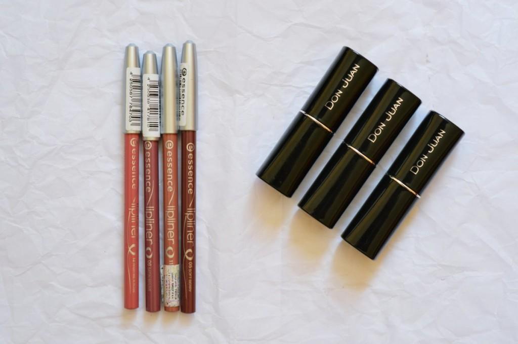 karmini i olovke za usne