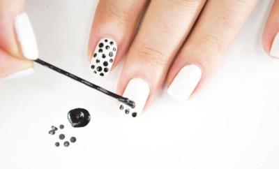 tackice nail art
