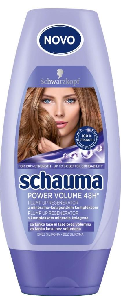 schauma power volume balzam za kosu