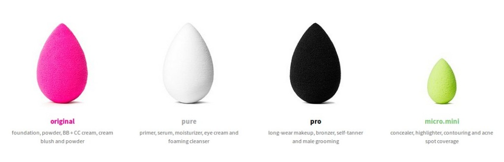 sundjer beauty blender