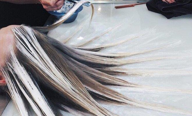 Predstavljamo vam novi hit trend farbanja kose for Fluid hair painting