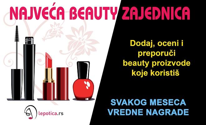 najveca baza kozmetickih proizvoda
