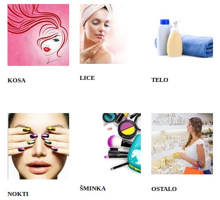 oceni kozmetiku