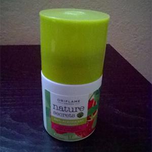 Antiperspirant dezodorans Oriflame Nature secrets