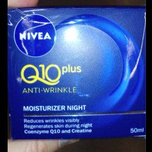 nivea nocna krema za lice