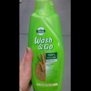 Wash&Go sampon