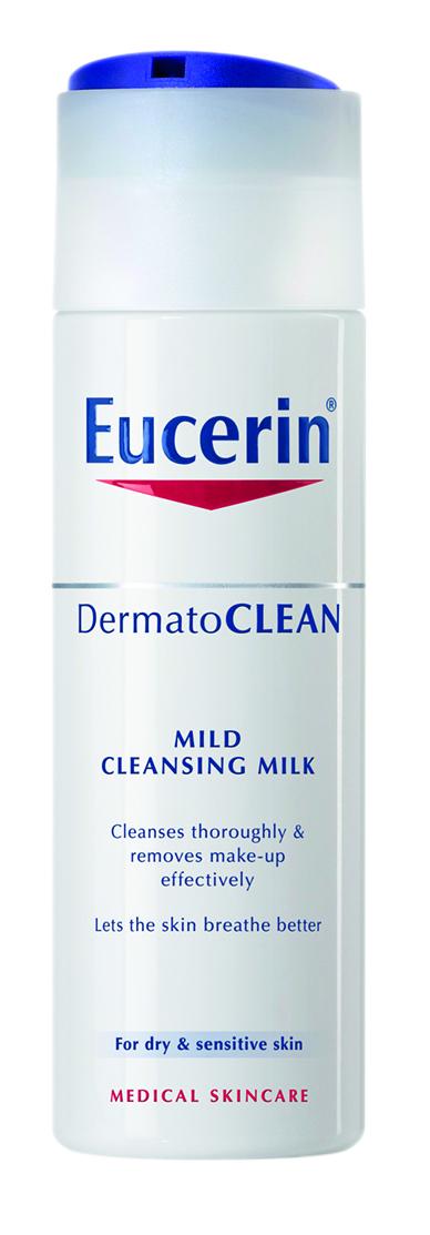 eucerin mleko za ciscenje lica
