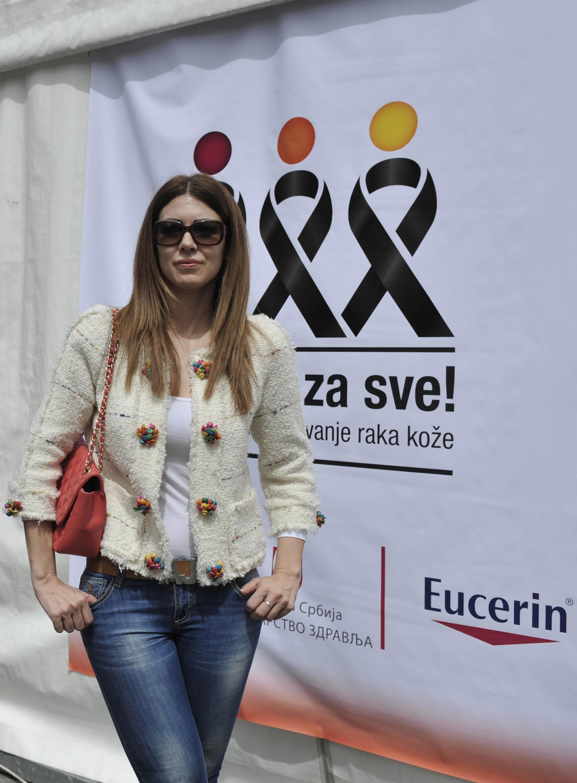 Lena Bogdanovic eucerin