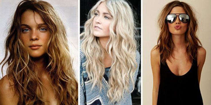 trendy frizure