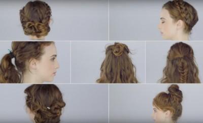7 frizura za kovrdzavu kosu