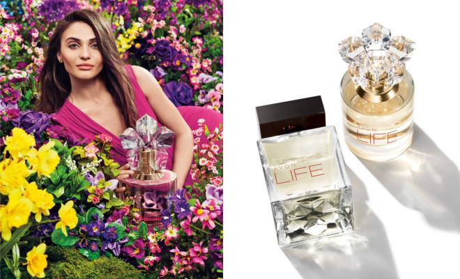 life parfem avon