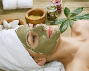 maske za lice od cetiri vrste gline