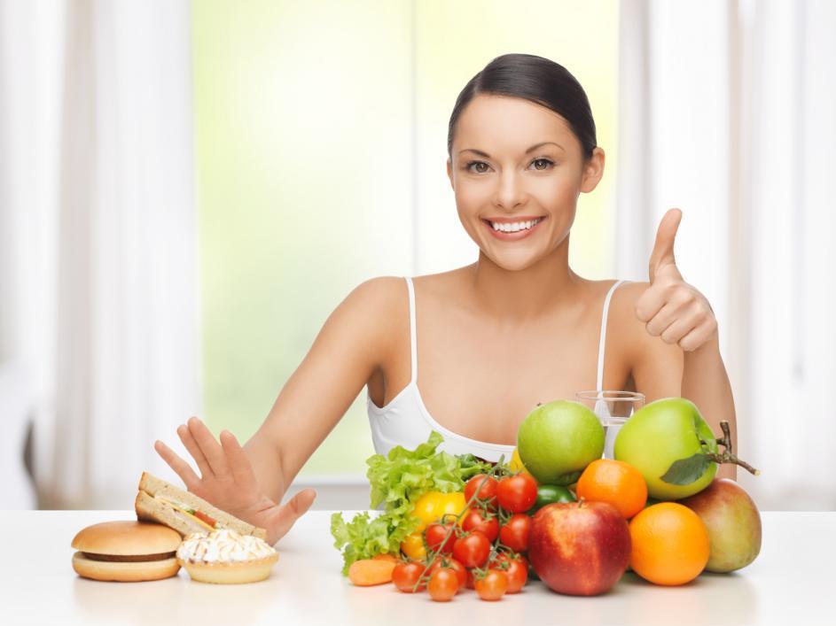 masna koža i hrana