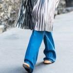 suknja preko pantalona