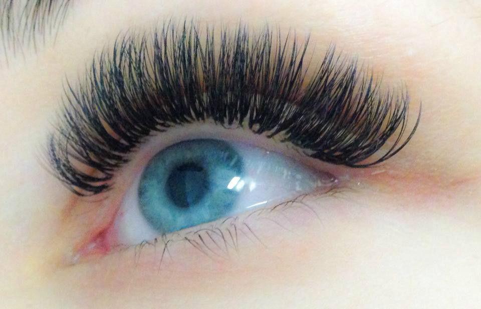 Image Result For Permanent Eyelash Color