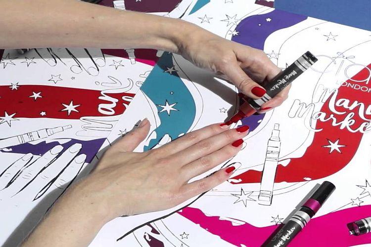 markeri za nokte
