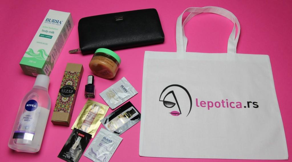 beauty bag proizvodi