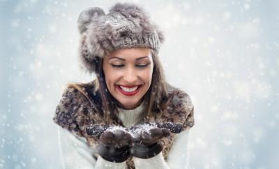 šminkanje zimi