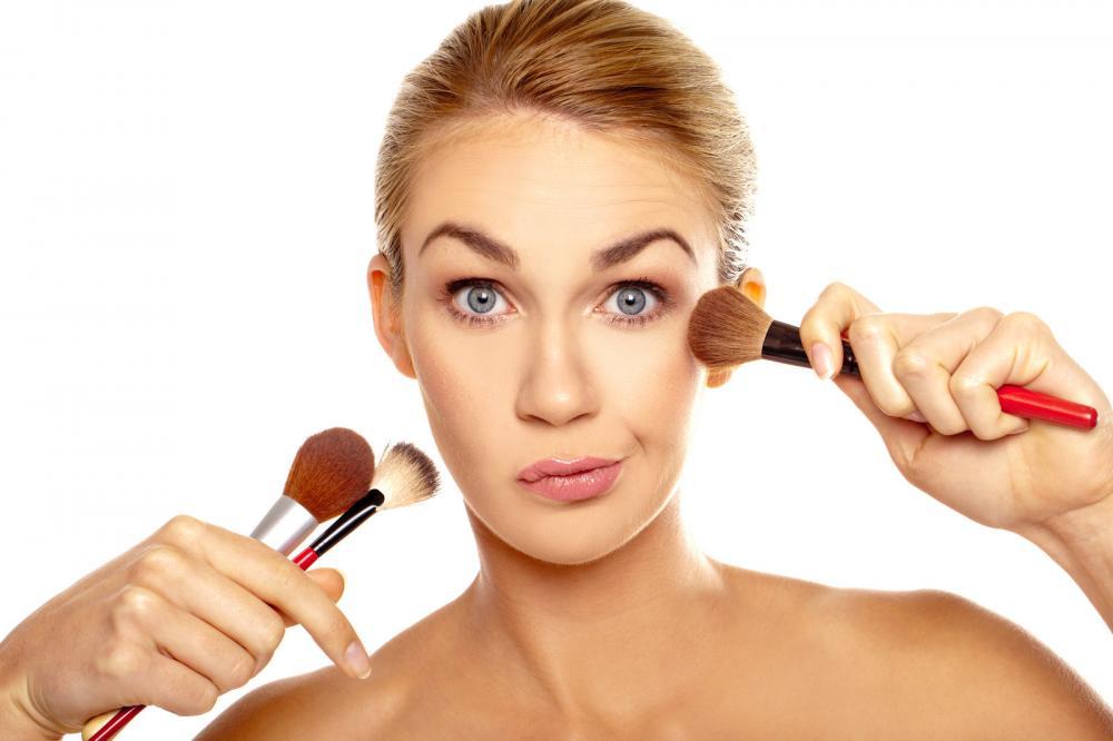pribor za šminkanje