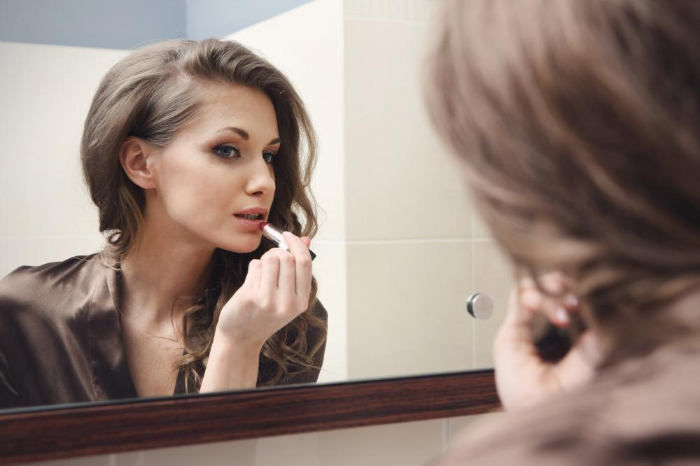 makeup, šminka