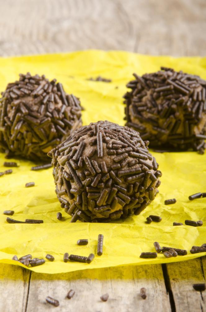 Ukusne čokoladne kuglice od samo 4 sastojka