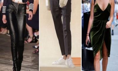 5 modnih trendova za 2017.