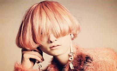 blorange boja kose