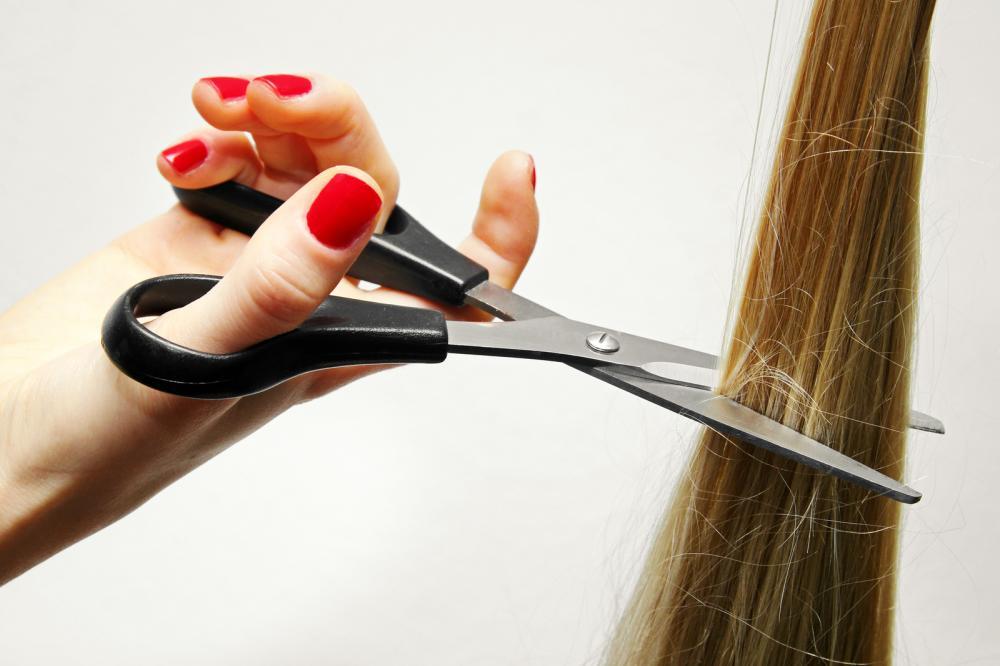 Hair dusting šišanje