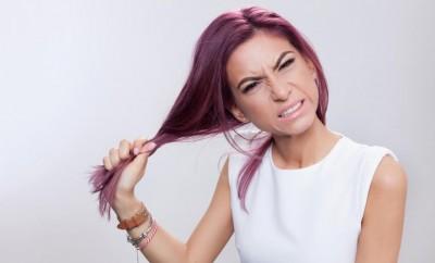 vraćanje u prirodnu boju kose