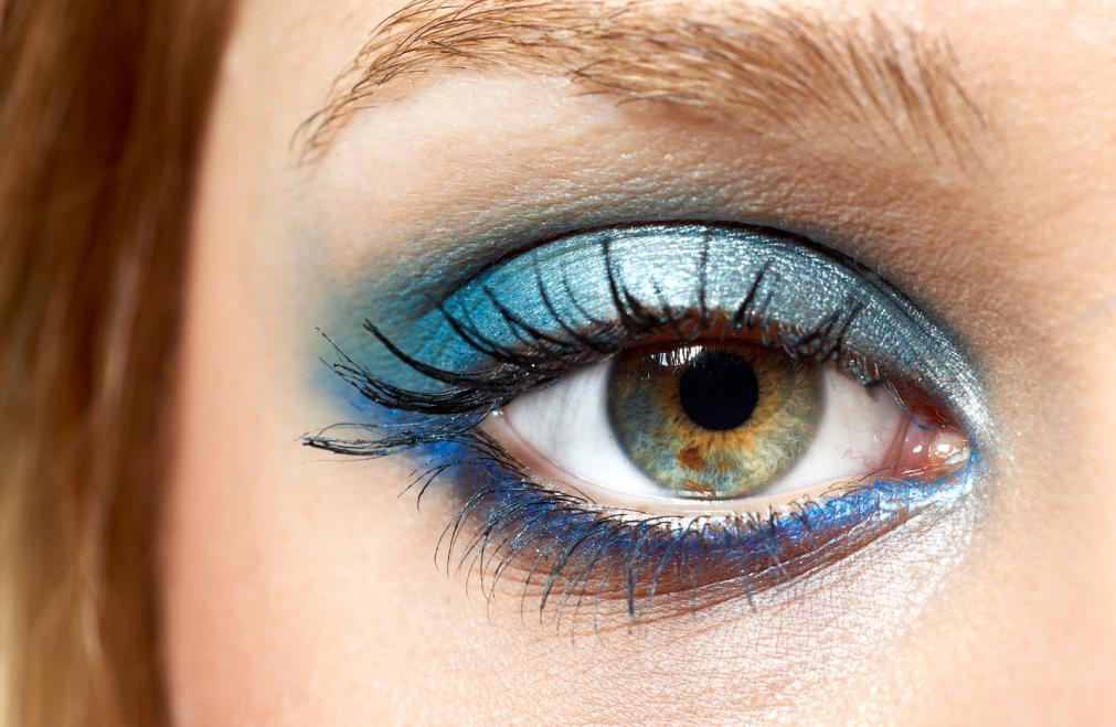 plava senka za oči