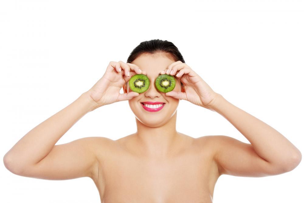 kivi maske za lice