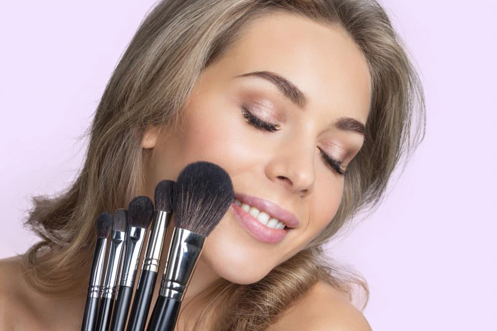 četkice za šminkanje i greške