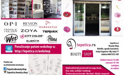 lepotica beauty shop