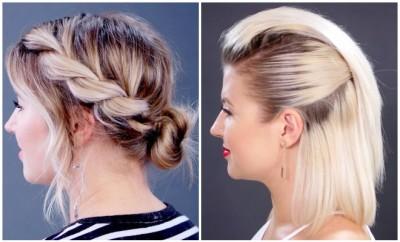 trendi frizure za kratku kosu