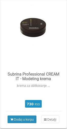 modeling krema