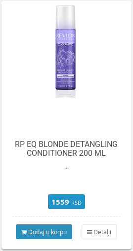 blonde sprej