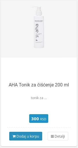 tonik aha