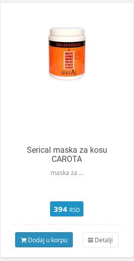 maska carotta
